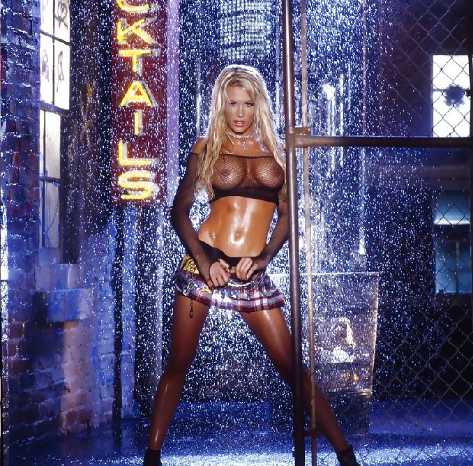 Ashley Massaro WWE Playboy pictures