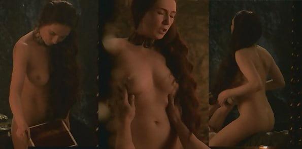 Scene carice sex van houten Carice van