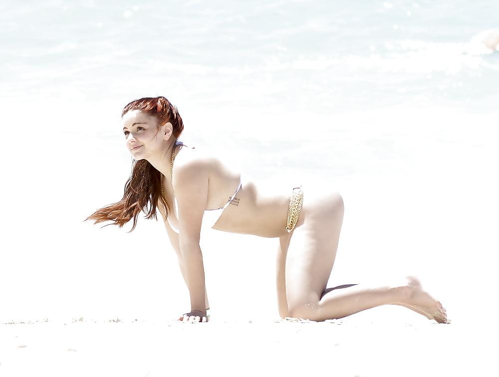 Celeb Hot 8 ARIEL WINTER Nude leaks