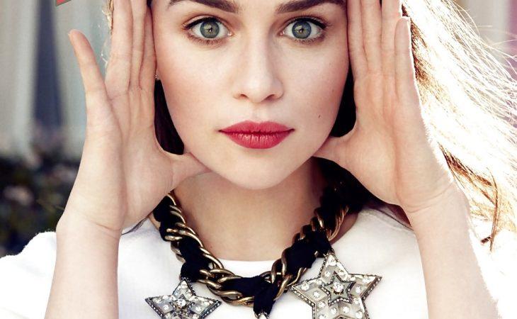 Emilia Clarke - Jerk Off Instructions  (JOI)