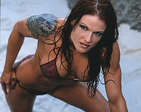 Lita - WWE Diva collection