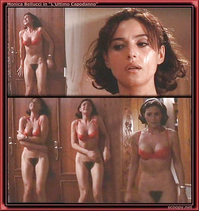 Free monica bellucci porn galery