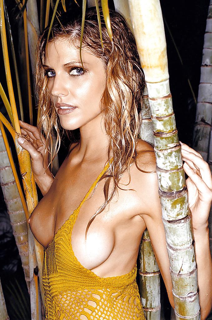 Tricia Helfer - Playboy pics
