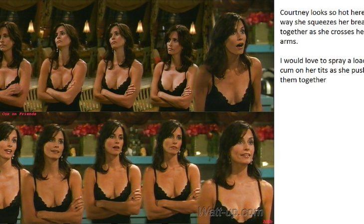 My Celeb Captions - Courtney Cox