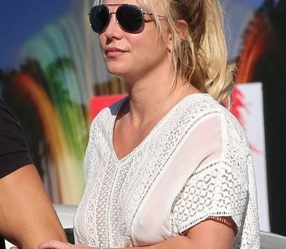 Britney Spears 07.12.2019
