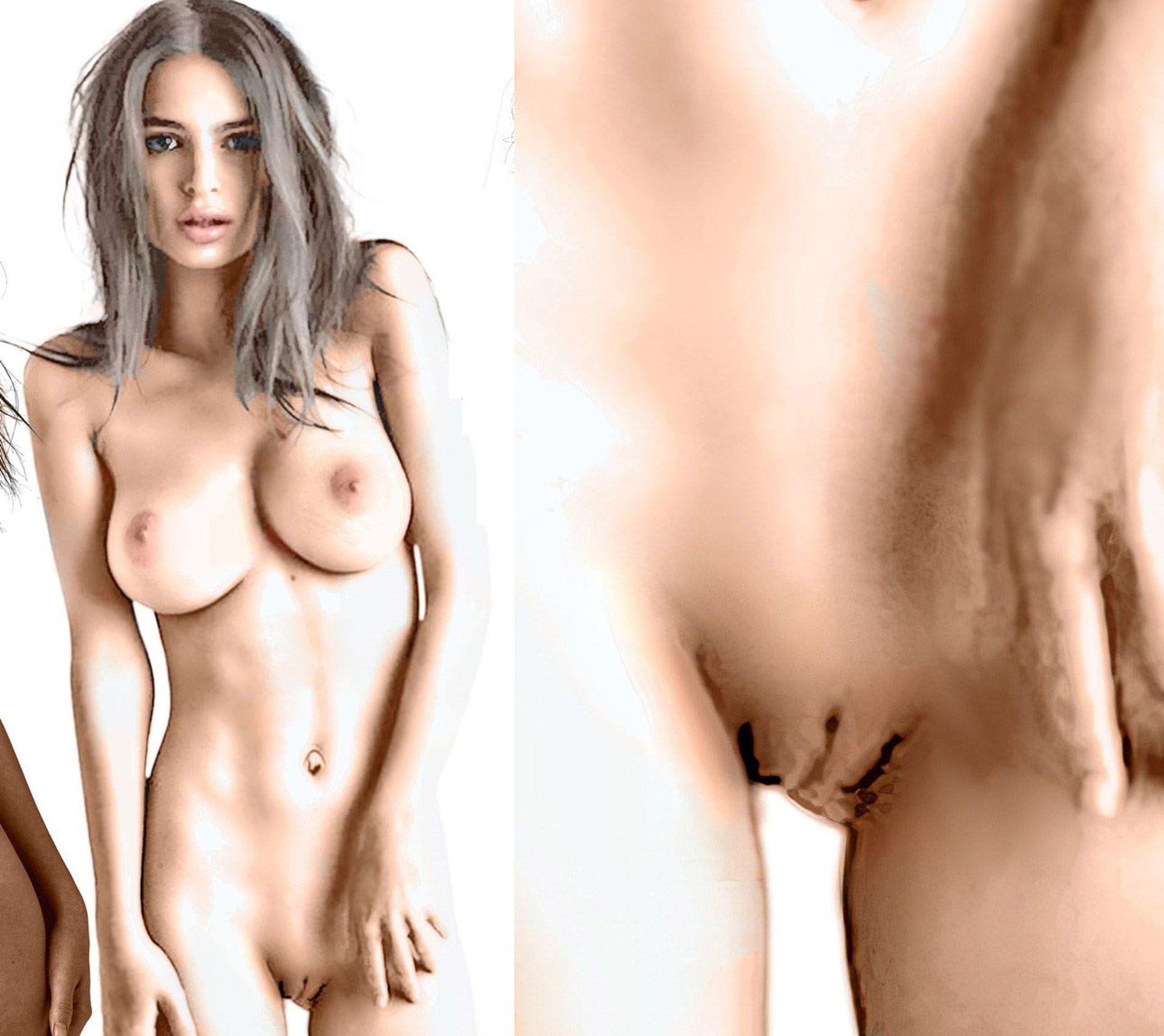 Emily Ratajkowski Nude Collection Of Leaked Explicit Photos Unpublished