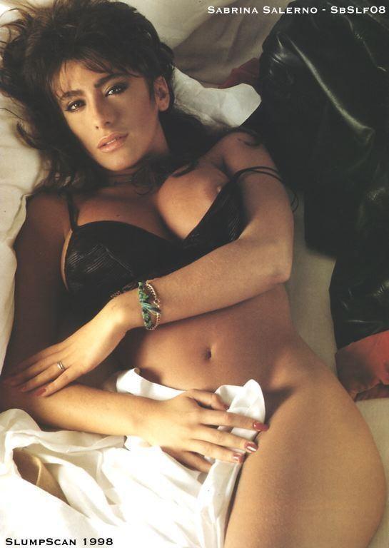 nackt Salerno Sabrina Sabrina Salerno